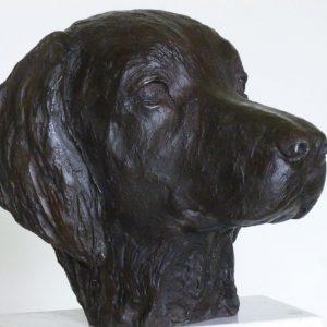 Hond Joris 40 cm hoog speciale opddracht
