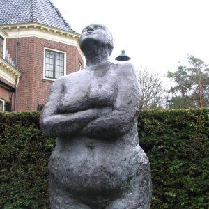 Femme monumentale - brons, ca 180cmhoog
